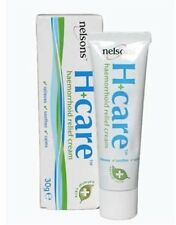 Nelson's H + cuidado las Hemorroides Alivio Crema - 30g