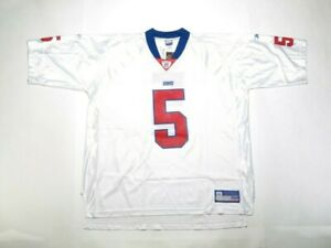 VINTAGE 2002 NFL Replica Jersey R7009A-COLLINS5 Kerry Collins/New York Giants