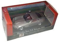 Voitures Mythiques Atlas 1/43 Mercedes Benz SLR McLaren 2003