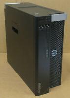Dell Precision Tower 5810 12C E5-2687W V4 64GB Ram 512GB SSD M4000 Workstation