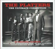 The Platters - Ultimate Collection [Best Of / Greatest Hits] 3CD NEW/SEALED