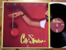 Cat Stevens - Izitso - GER 1977 - FOC + Texte - Island Ariola 28 824 XOT - MINT
