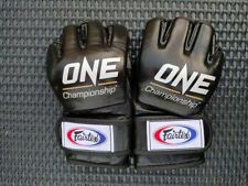 Fairtex Grappling Gloves Open Thumb Loop FGV12 Best Grappling GlovesAwardWinning