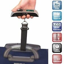 Mini Hand Protable Travel Electronic Luggage Scale With Built-In Backlight