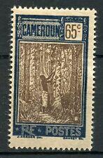 STAMP / TIMBRE / COLONIES FRANCAISES CAMEROUN N° 122 ** RECOLTE DE CAOUTCHOU