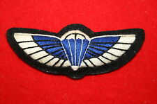 EXCELLENT QUALITY MODERN SAS SPECIAL AIR SERVICE SABRE PARACHUTE WING