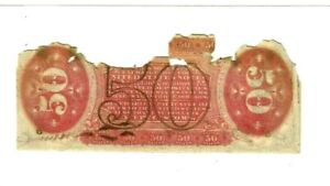 """50 CENT (JUSTICE) """"FR-1355"""" (DOUBLE AUTOGRAPH'S) """"RED REVERSE"""" (JUSTICE) RARE!!!"""