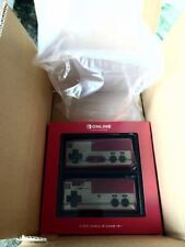 Nintendo Switch Online Family Computer Famicom Controller 1 2 NES Joycon pad Red