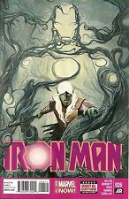 Iron Man #26 (NM)`14 Gillen / Bennett/ Ross