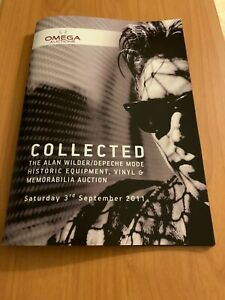 Depeche Mode Alan Wilder Recoil Collected Catalogue