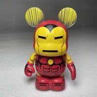 "3"" Disney Vinylmation Marvel Series 3 Iron Man Armor MK V Collectable Figure VGC"