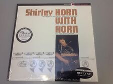 Shirley Horn with Horn Mercury Stereo SR60835 Classic Records Quiex Super Vinyl
