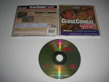 Close Combat-Un pont trop loin PC CD ROM/Apple MAC-SK CD Tubé-Rapide Post