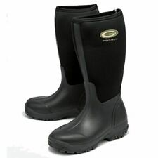 GRUBS Frostline Boots Size UK 9 Black