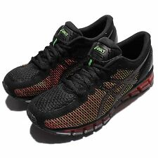 Asics Gel-Quantum 360 CM Chameleon Black Red Men Cushion Running Shoe T6G1N-9001