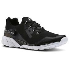 NIB REEBOK ZPump Fusion 2.0 Running Shoes (Black, Size 10.5) 100$ U.S. SRP