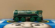 Thomas & Friends Wooden Railway Train Tank Engine SAM (No Tender) 2012 Rare VHTF