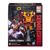 "New Transformers Rodimus Prime Hasbro E0902 Leader Class Action Figure 10"" Toys"
