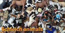 More details for schleich horses riders dogs cats cows rabbits & accessories pick your pic