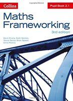 KS3 Maths Pupil Book 2.1 Maths Frameworking