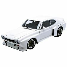 MINICHAMPS 1974 Ford Capri RS 3100 Racing White Plain Body 1:18 (LAST ONE)