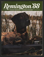 Remington Catalog - 1988 - Hole Punched