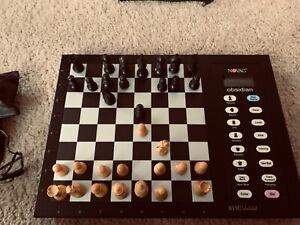 NOVAG Obsidian chess computer