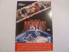 """THE LIFE OF JESUS OR JESUS FILM"" 24 LANGUAGE DVD-BRAND NEW!"