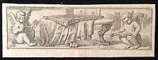 Charles Errard (1620 -1686) Putti à la harpe 1647