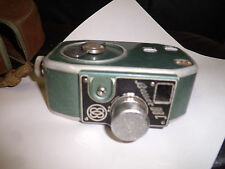 Vintage Eugen Bauer 88C Clockwork Mechanical Camera Suttgart-Unterturkheim w pou