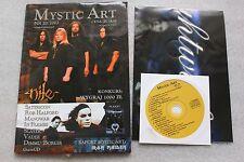 Mystic Art 20/2002 Nightwish, Iron Maiden, Manowar, Slayer + POSTER + CD