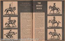 j. Frank Dobie Original Story-The Deadly Reata+Bourke,Cantu,Dequincy,Diaz,Ferris