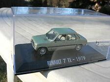 1/43 METAL RENAULT 7 TL 1979!!!