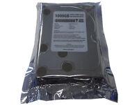 """New 1TB (1000GB) 32MB Cache 7200RPM SATA 3.5"""" Desktop Hard Drive -PC/Mac/NAS/DVR"""