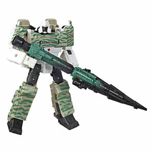 Transformers Generations Selects WFC-GS01 Combat Megatron Figure - SE Camouflage