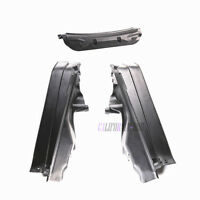 x3 Engine Upper Compartment Partition Bulkhead Panel Kit For BMW X5 X6 E70 E71