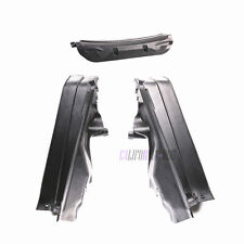 x3 Engine Upper Compartment Partition Bulkhead Panel Kit For BMW X5 X6 E70 E71