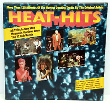 """12"""" Vinyl - HEAT-HITS - 120 Minutes Of The Hottest Dancing Tracks"""