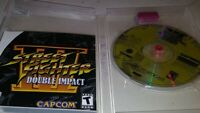 Street Fighter III: Double Impact Sega Dreamcast Disc only