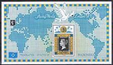 Micronesia 1990 postfris MNH block - Stamp World (S0685)