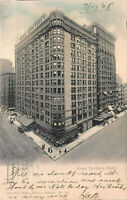 Great Northern Hotel, Chicago, Illinois, Early Postcard, Used in 1908