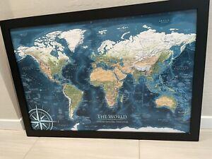 GeoJango World Map