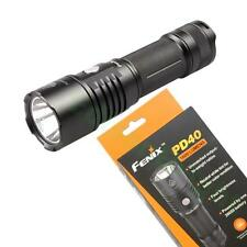 Fenix PD40 CREE MT G2 P0 LED 1600 Lumen compact flashlight / searchlight