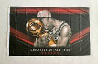 Greatest Of All Time 3ftx5ft flag banner limited edition jordan free shipping