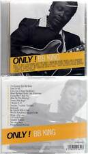 "B.B. KING ""Only"" (CD) 17 Titres 2010 NEUF"