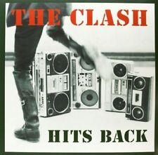 LP-CLASH-HITS BACK -3LP- NEW VINYL RECORD