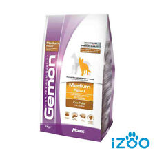 MONGE GEMON MEDIUM ADULT POLLO 15 KG CROCCHETTE CANI