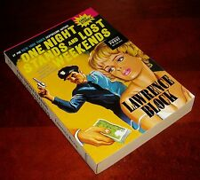 One Night Stands and Lost Weekends by Lawrence Block **Advance ARC 1st Ed. Proof