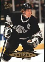 1995-96 Ultra Kings Hockey Card #74 Wayne Gretzky