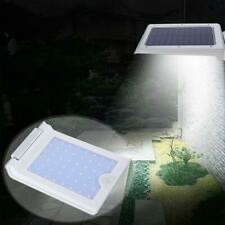 900LM 46 LED Solar Power Motion Sensor Lights Garden Yard Path Lamp Waterproof